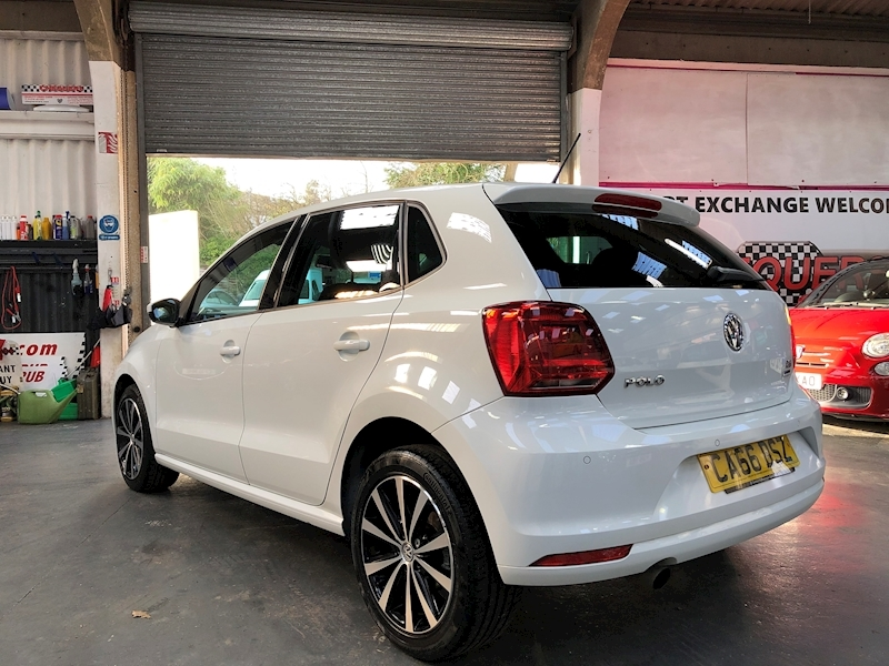 Volkswagen Polo Match Tsi - Large 4
