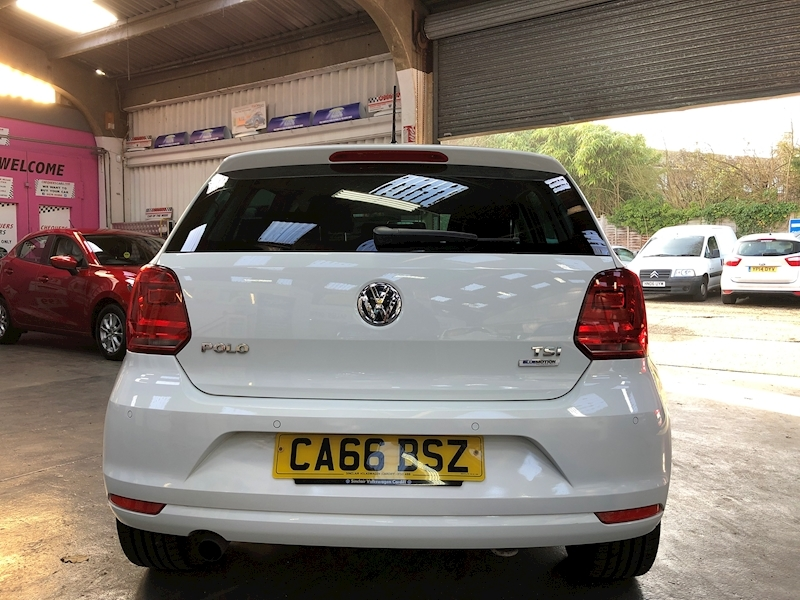 Volkswagen Polo Match Tsi - Large 5