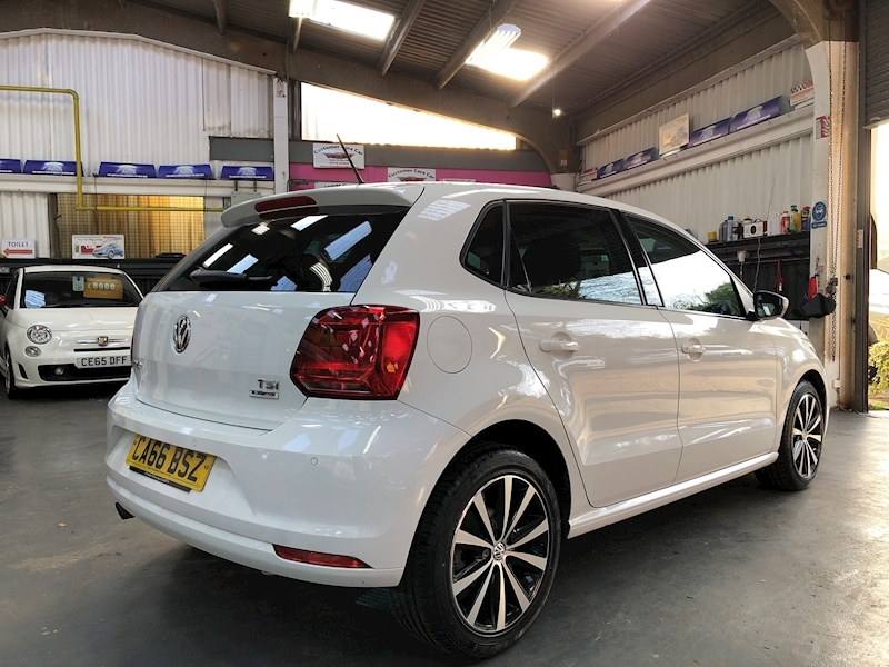 Volkswagen Polo Match Tsi - Large 6