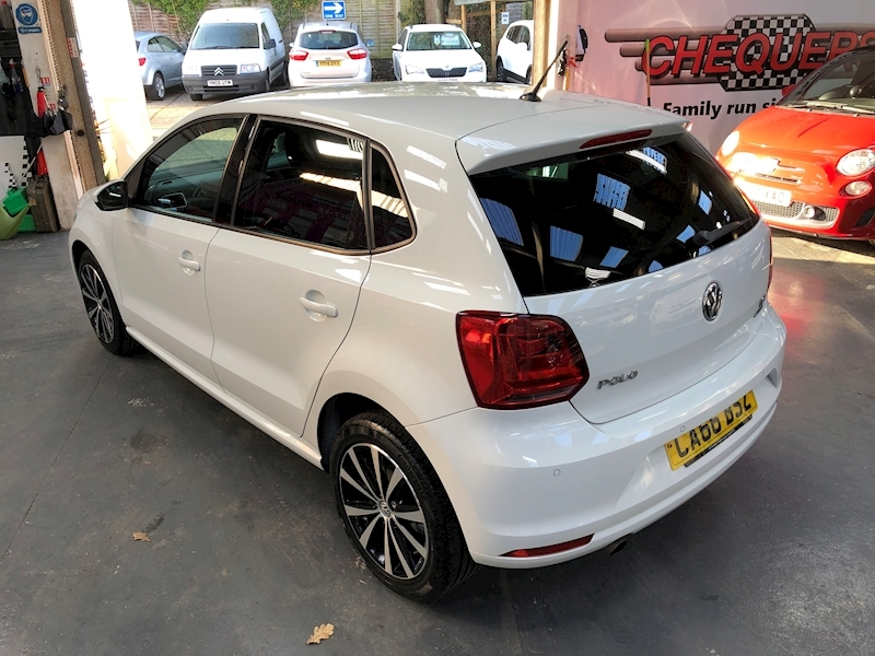 Volkswagen Polo Match Tsi - Large 52