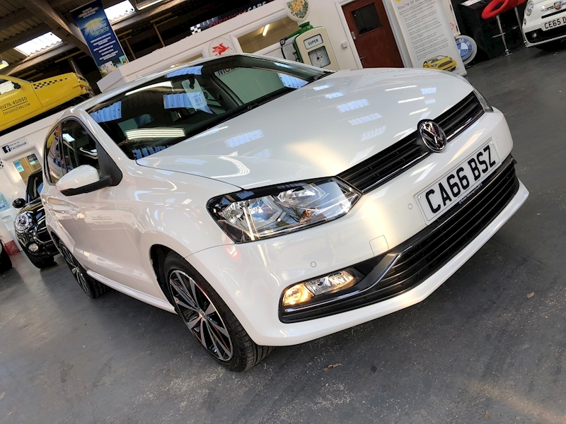 Volkswagen Polo Match Tsi - Large 53