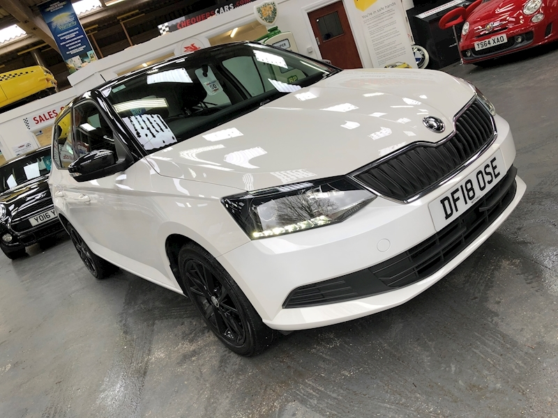 Skoda Fabia Colour Edition Tsi - Large 51