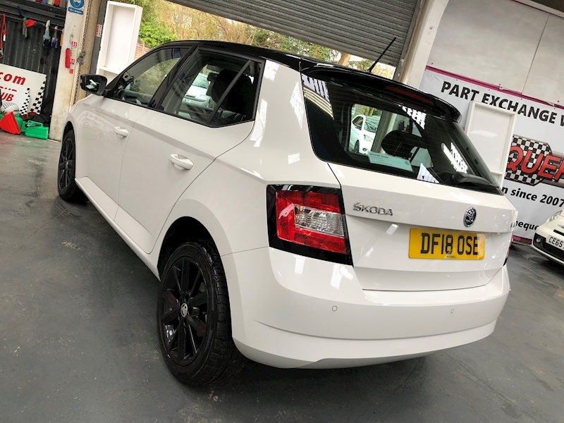 Skoda Fabia Colour Edition Tsi - Large 53