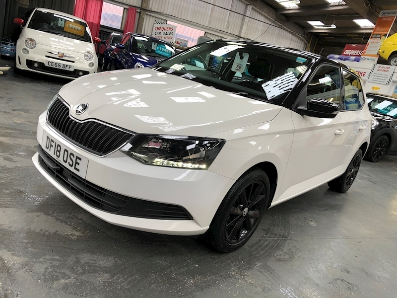 Skoda Fabia Colour Edition Tsi - Large 54