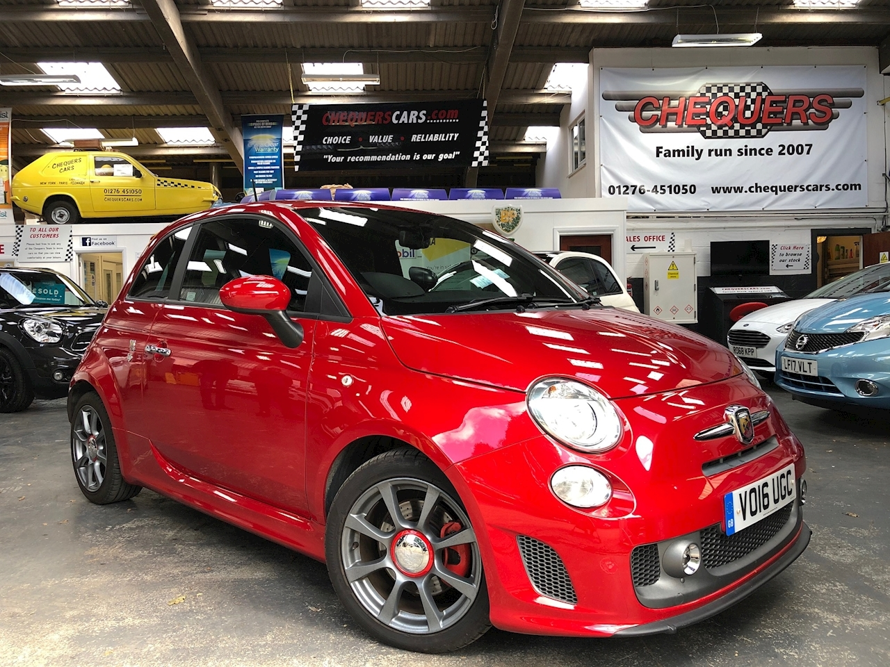 Abarth 500 595 Turismo Hatchback 1.4 Manual Petrol