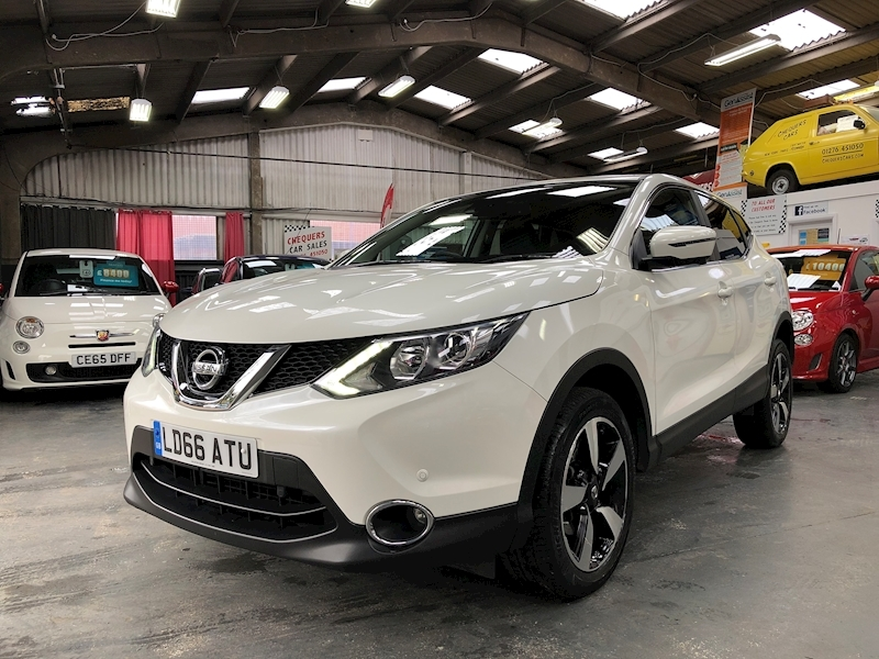 Nissan Qashqai N-Connecta Dig-T - Large 3