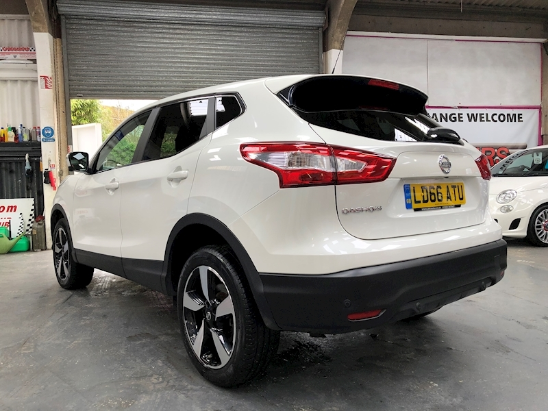 Nissan Qashqai N-Connecta Dig-T - Large 5