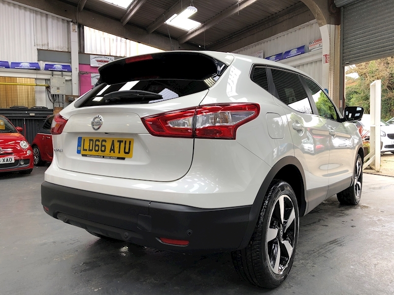 Nissan Qashqai N-Connecta Dig-T - Large 7