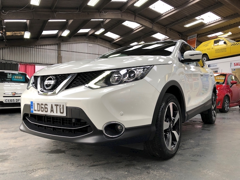 Nissan Qashqai N-Connecta Dig-T - Large 70