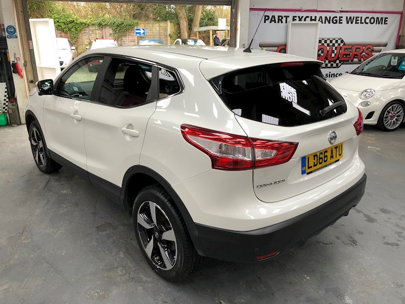 Nissan Qashqai N-Connecta Dig-T - Large 72