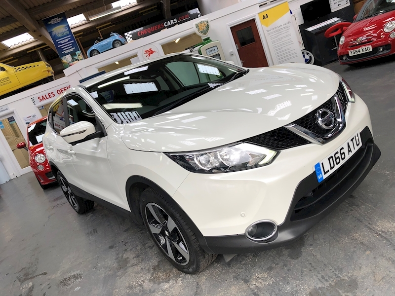 Nissan Qashqai N-Connecta Dig-T - Large 73