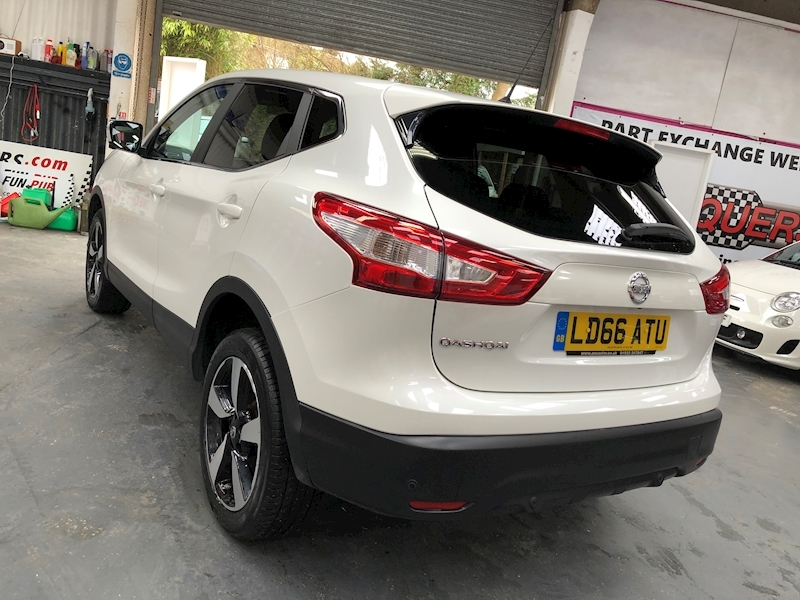 Nissan Qashqai N-Connecta Dig-T - Large 75