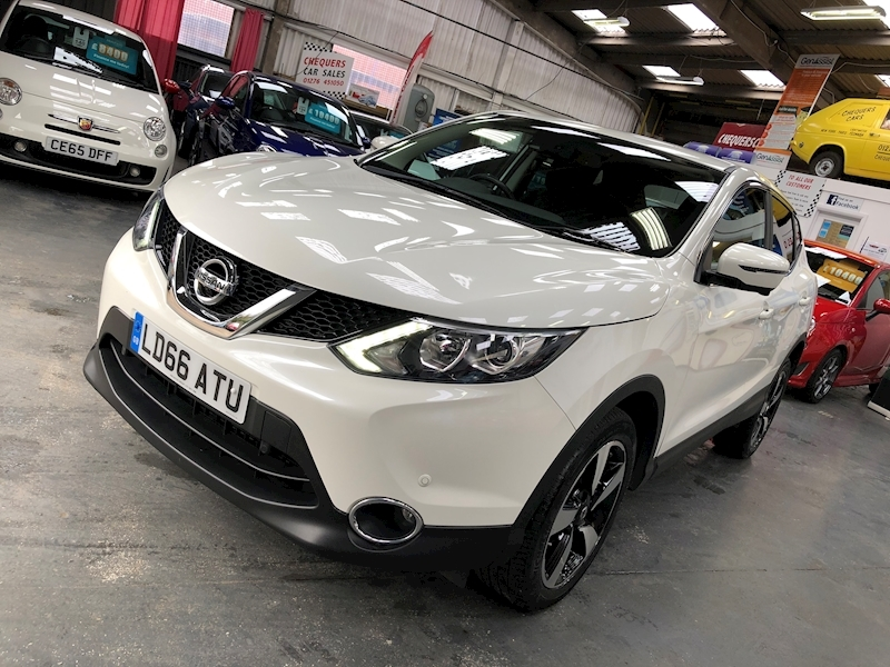 Nissan Qashqai N-Connecta Dig-T - Large 76