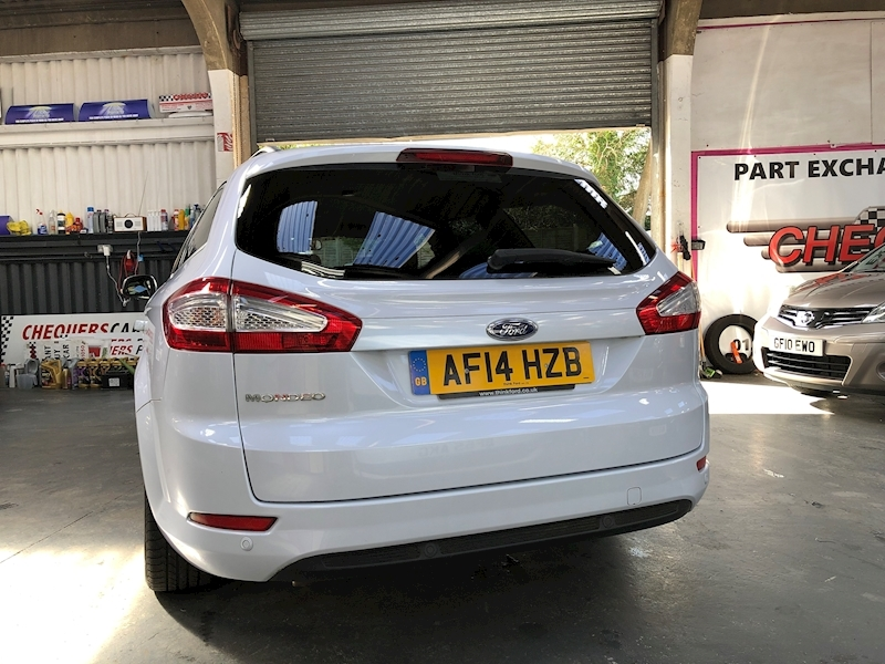 Ford Mondeo Zetec Business Edition Tdci - Large 6