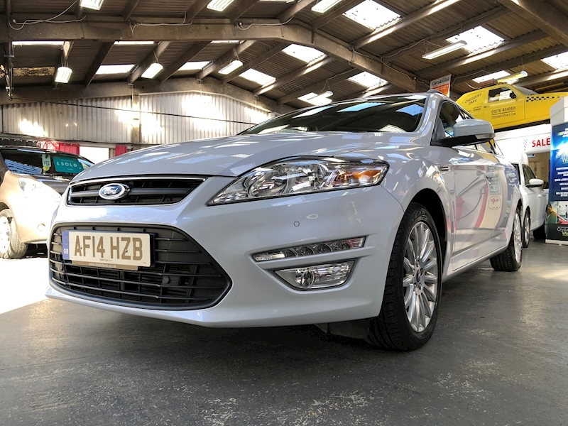 Ford Mondeo Zetec Business Edition Tdci - Large 53