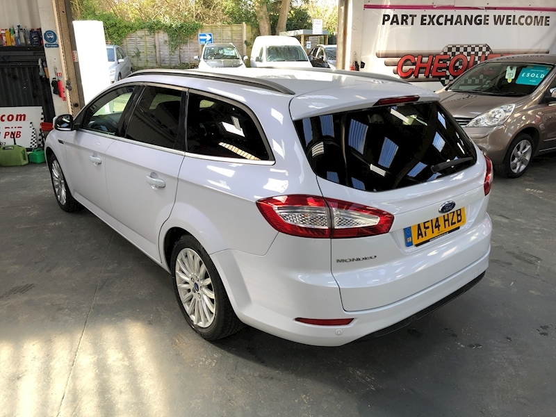Ford Mondeo Zetec Business Edition Tdci - Large 55