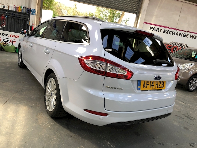 Ford Mondeo Zetec Business Edition Tdci - Large 58