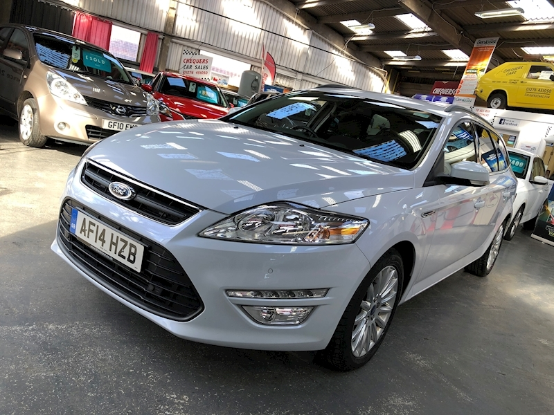 Ford Mondeo Zetec Business Edition Tdci - Large 59