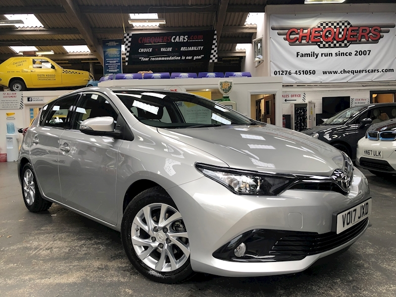 Toyota Auris Business Edition