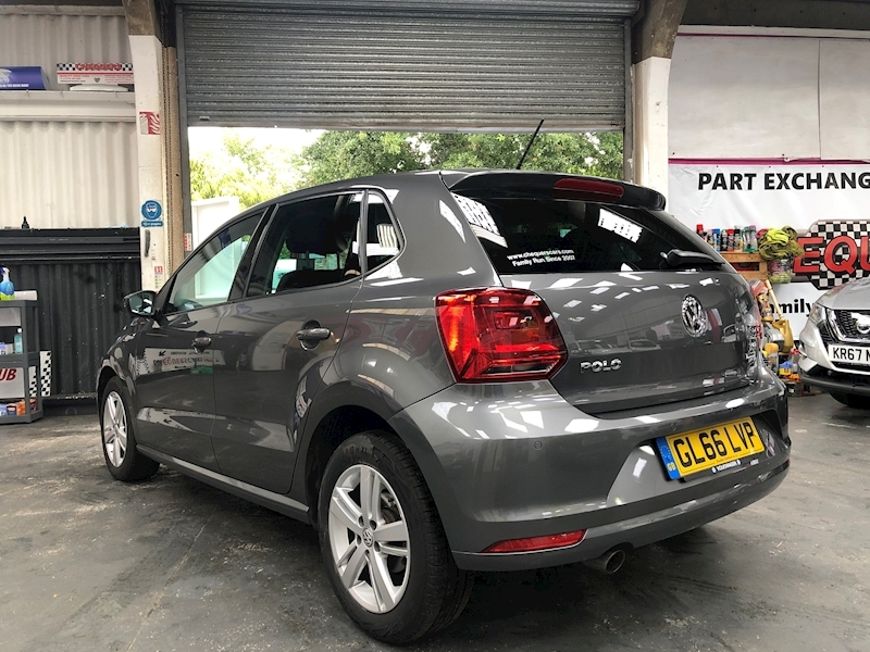 Volkswagen Polo Match - Large 4