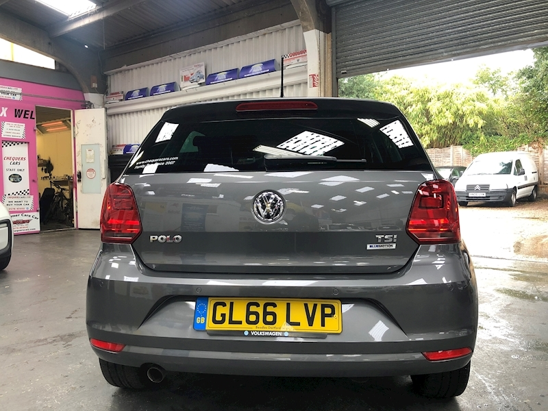 Volkswagen Polo Match - Large 5