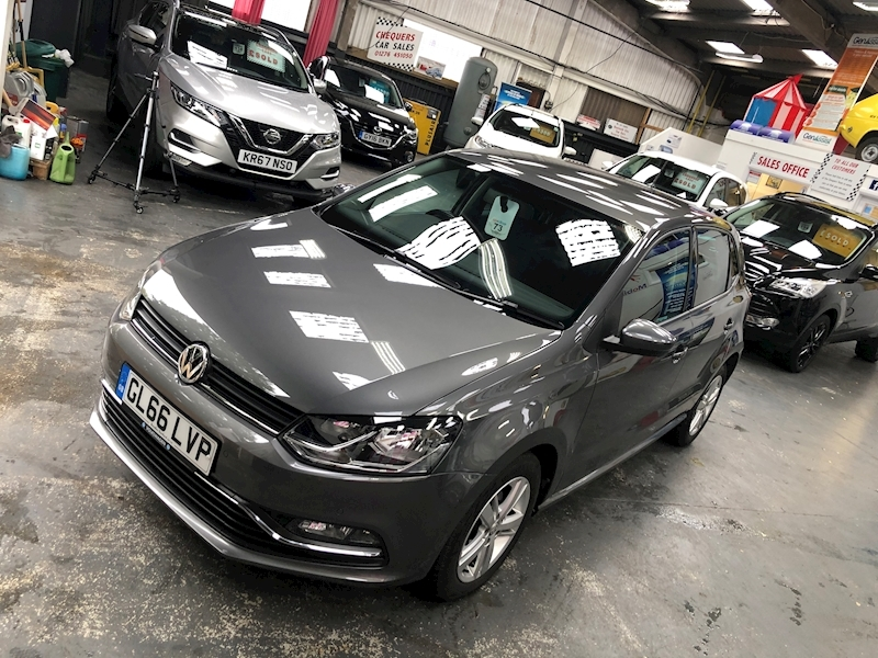 Volkswagen Polo Match - Large 45