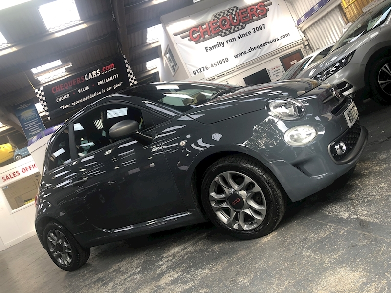 Fiat 500 500 My17 1.2 69hp S - Large 48