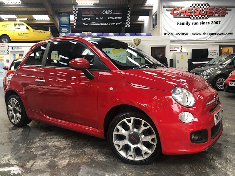 Fiat 500 500c 0.9 Twinair 105hp S Convertible - Large 0