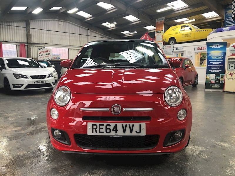 Fiat 500 500c 0.9 Twinair 105hp S Convertible - Large 1