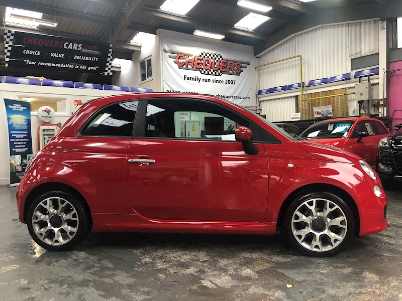 Fiat 500 500c 0.9 Twinair 105hp S Convertible - Large 7