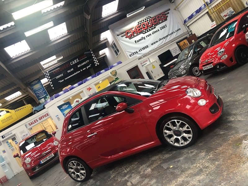 Fiat 500 500c 0.9 Twinair 105hp S Convertible - Large 46