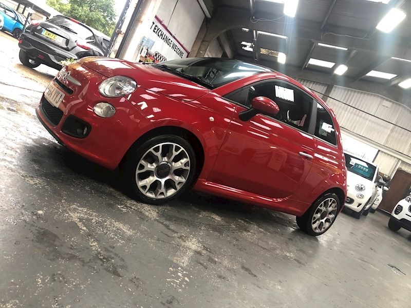 Fiat 500 500c 0.9 Twinair 105hp S Convertible - Large 48