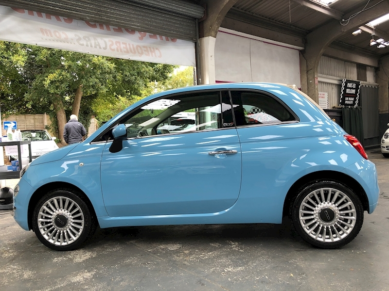 Fiat 500 500c My17 1.2 69hp Lounge Convertible - Large 3