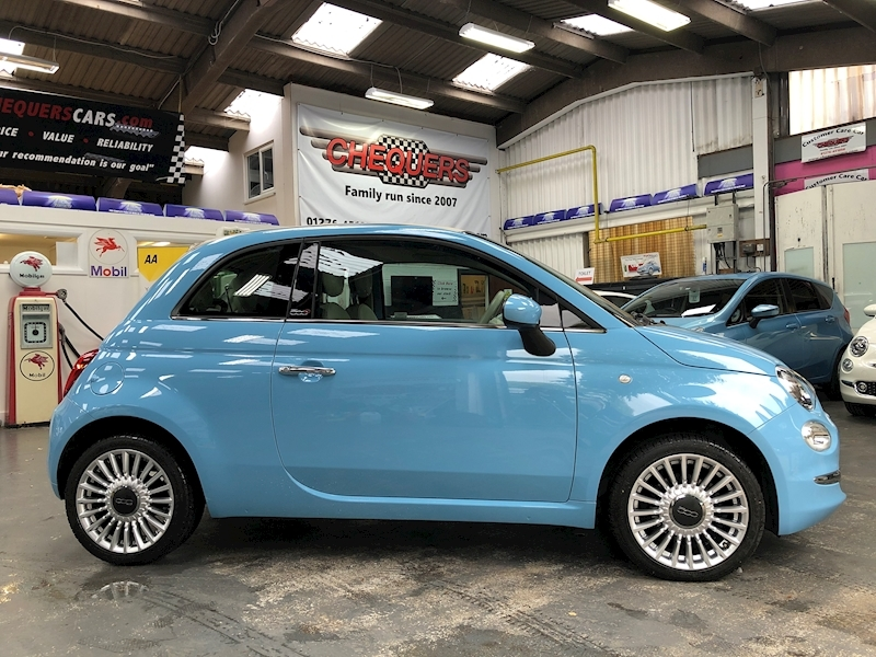 Fiat 500 500c My17 1.2 69hp Lounge Convertible - Large 7