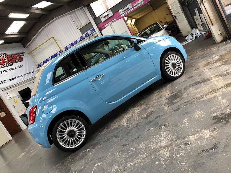 Fiat 500 500c My17 1.2 69hp Lounge Convertible - Large 47