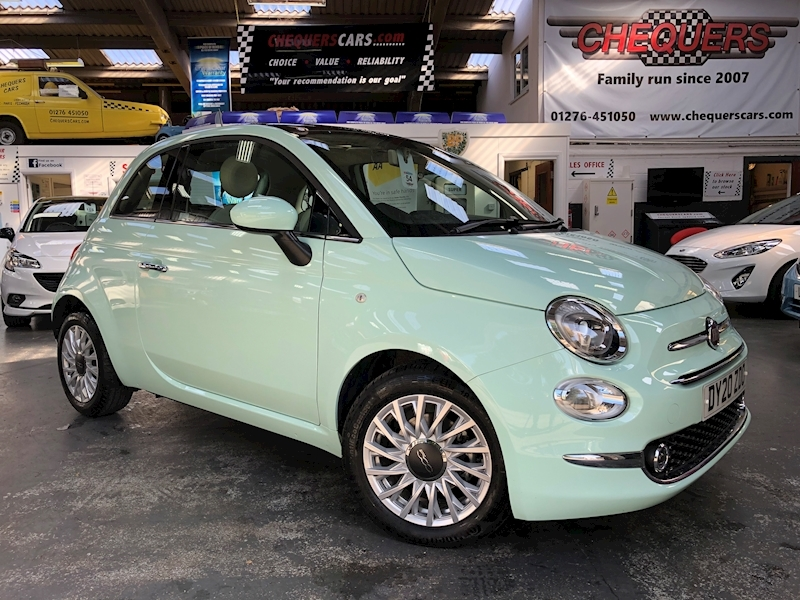 Fiat 500 0.9 TwinAir 85hp Lounge - Large 0