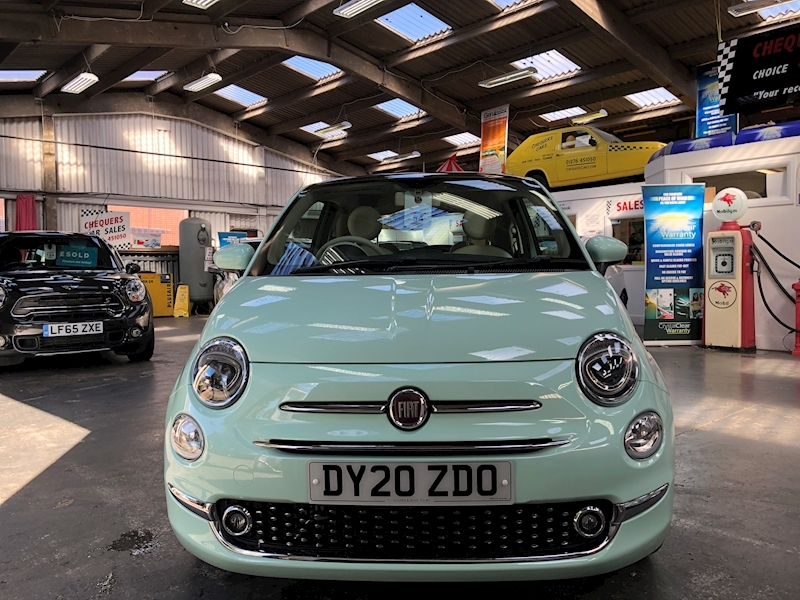 Fiat 500 0.9 TwinAir 85hp Lounge - Large 1