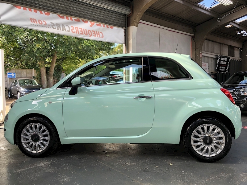Fiat 500 0.9 TwinAir 85hp Lounge - Large 3