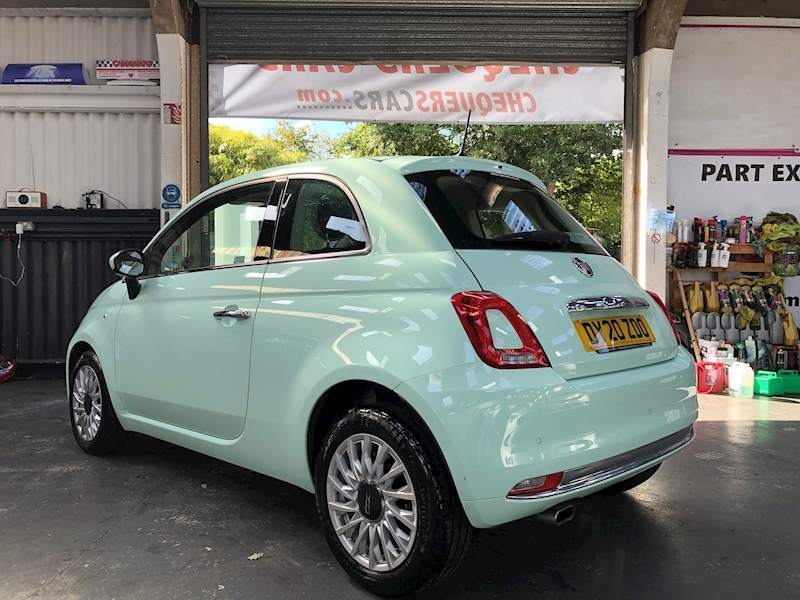 Fiat 500 0.9 TwinAir 85hp Lounge - Large 4