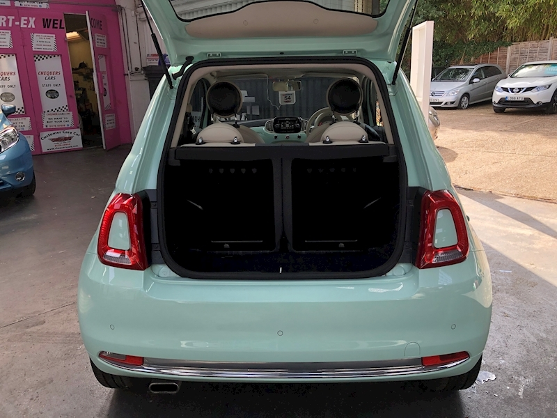 Fiat 500 0.9 TwinAir 85hp Lounge - Large 42