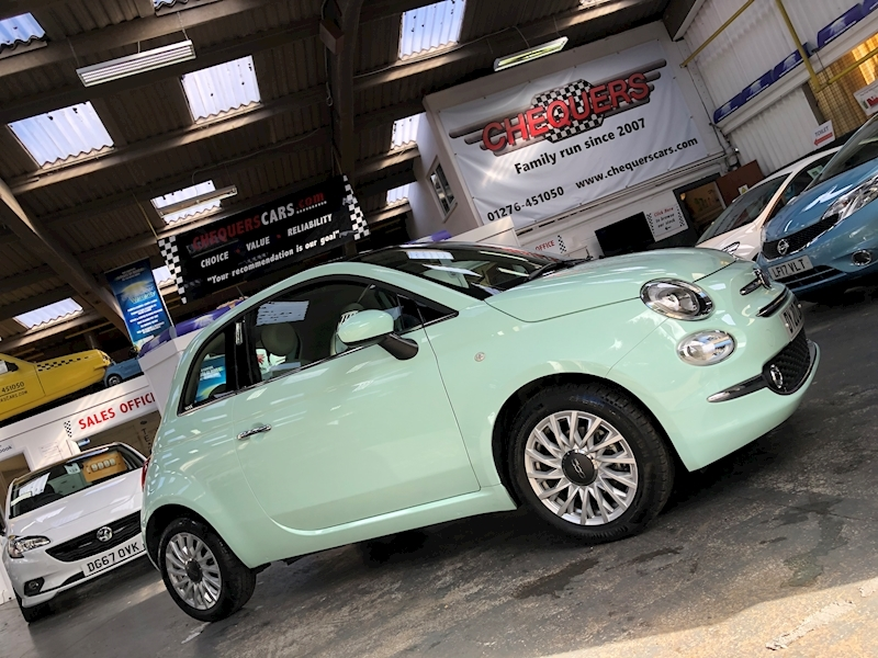 Fiat 500 0.9 TwinAir 85hp Lounge - Large 49