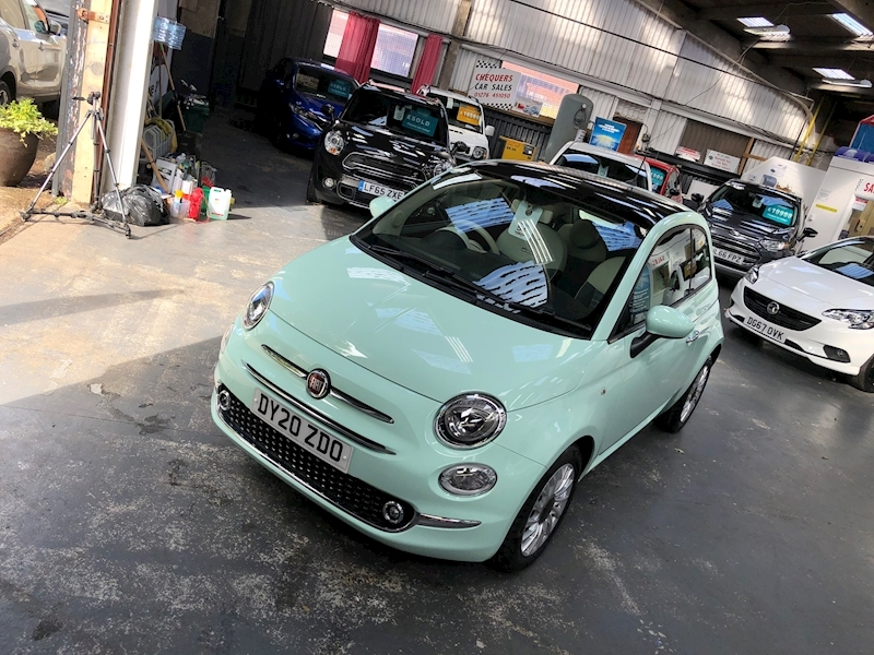 Fiat 500 0.9 TwinAir 85hp Lounge - Large 50