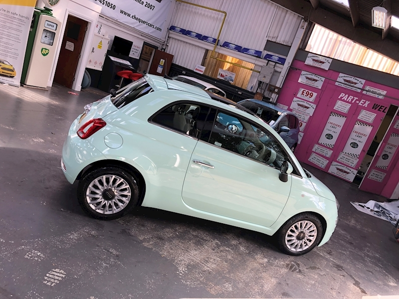 Fiat 500 0.9 TwinAir 85hp Lounge - Large 54