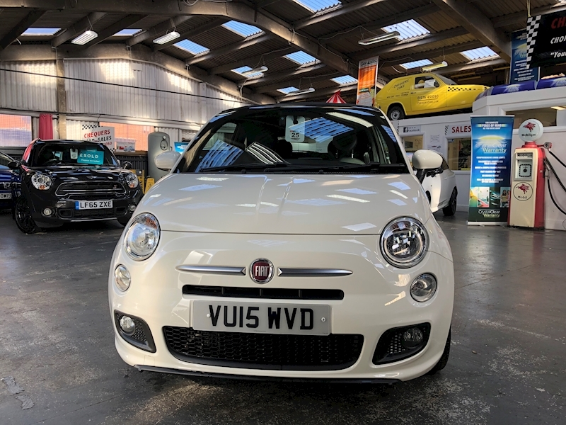 Fiat 500 500c 0.9 Twinair 85hp S Convertible - Large 1