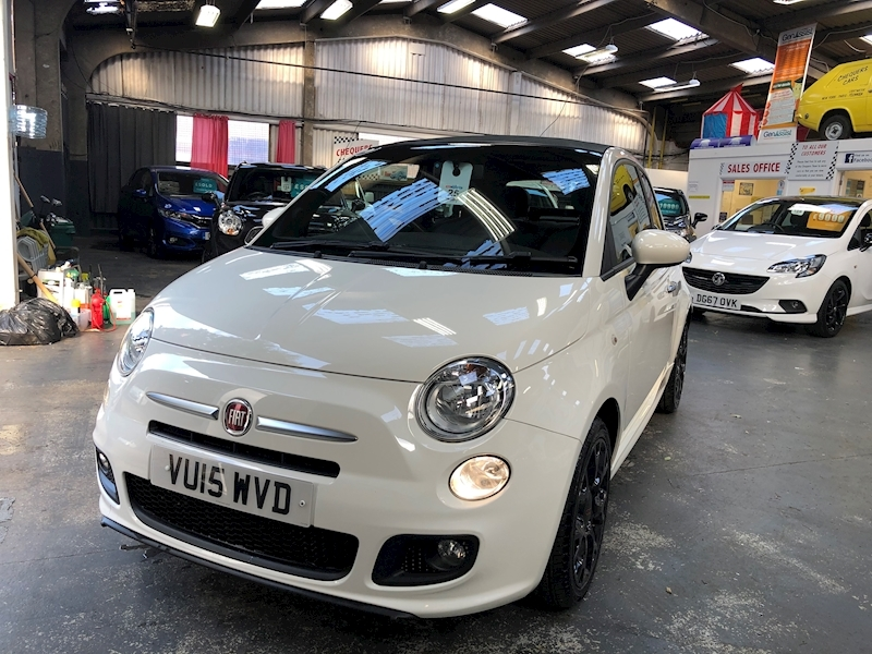 Fiat 500 500c 0.9 Twinair 85hp S Convertible - Large 42