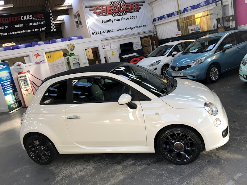 Fiat 500 500c 0.9 Twinair 85hp S Convertible - Large 45