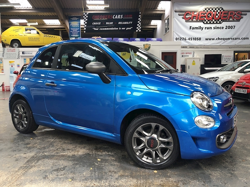 Fiat 500 500 My16 1.2 69hp S My16 - Large 0