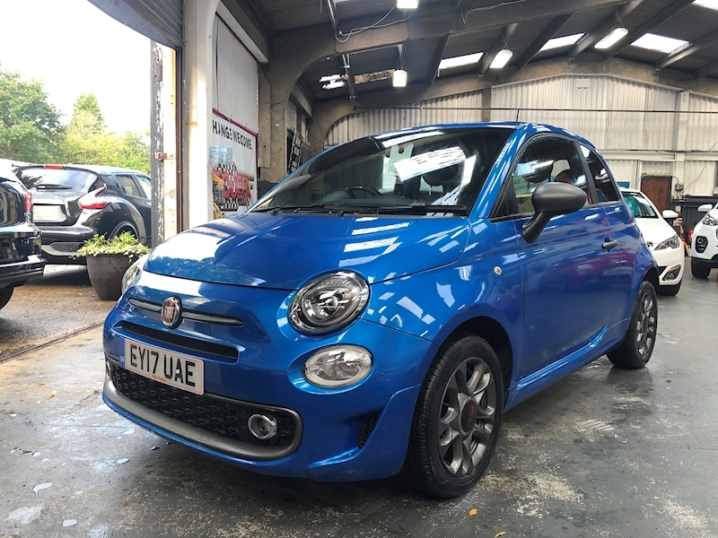 Fiat 500 500 My16 1.2 69hp S My16 - Large 3