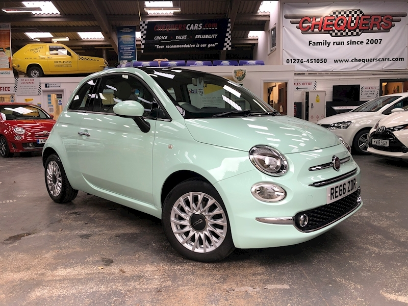 Fiat 500 500 My16 1.2 69hp Lounge My16 - Large 0