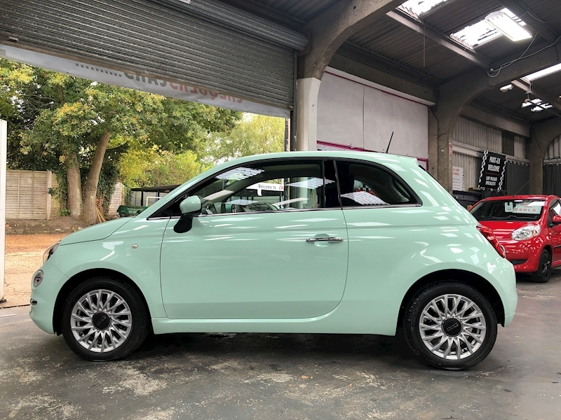 Fiat 500 500 My16 1.2 69hp Lounge My16 - Large 2